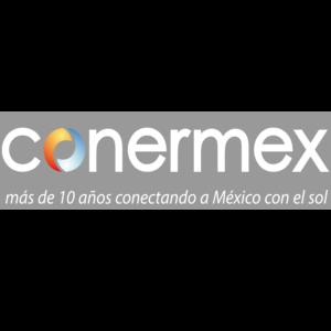 Logo Conermex, empresa distribuidora de productos NEP en México